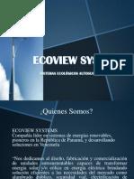 Presentacion Ecoview Systems-DC