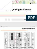 48627585 GSM Signalling Procedure