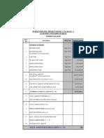 Housing Project BOQ Billing Format