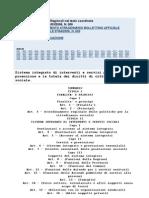 L.R 6/2006 - Sistema integrato di interventi e servizi per la promozione e la tutela dei diritti di cittadinanza sociale.