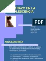 Embarazo y Adolescencia