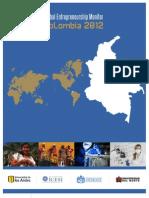 Informe Gem Colombia 2012