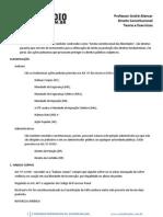 Material de apoio 8- Direito constitucional - André Alencar
