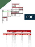 Budget Sheet Share