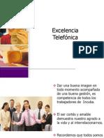 Excelencia Telefonica