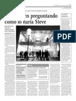 Recomendaciones de Steve Jobs