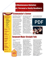 4th Maintenance Battalion Newsletter - June2013