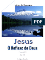 Jesus, O Reflexo de Deus