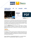CURSO Aplicaciones de La Energia Solar Fotovoltaica -Moquegua