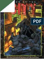 Werewolf - The Apocalypse - Book of the City