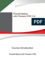 Xtm Firewall Basics Ppt v11 6