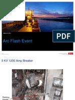 Arc Flash Event