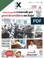 4ª Edição Jornal Vox, 14 de junho de 2014