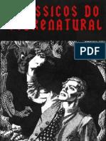 Classicos Do Sobrenatural - Varios Autores