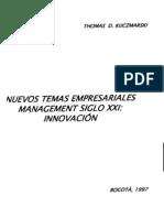 Kuczmarski Thomas_Nuevos Temas Empresariales Management Siglo XXI