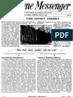 Nazarene Messenger - May 21, 1908