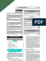 LEY Nº29694 LEY DE PROHIBICION DE COMPRA DE TEXTOS ESCOLARES