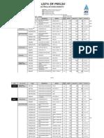 ENFRIAMIENTO-Listas de Precios 20130527