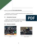 C - Eolian - Capitulo 4 - Jaula Antivuelco - Informe Mecanico