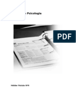 Dossier de Psicologia
