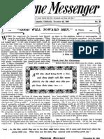Nazarene Messenger - December 23, 1909