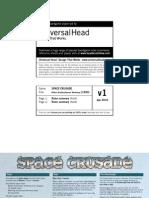 Space Crusade Summary