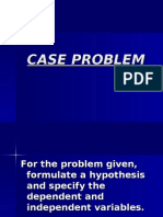 Case Problem Chapter1