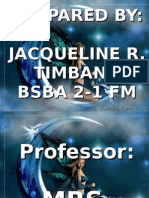Jacqueline Timbang