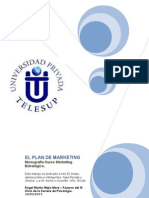 Monografia El  Plan de Marketing - Telesup III Ciclo AMMM Jun-13.doc