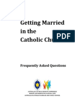Catholic Weddings - Q a on Getting Married in the Catholic Church