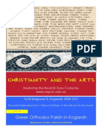 Christianity and the Arts @ Kogarah