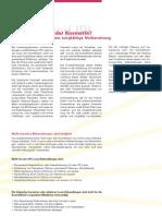 Bericht Schweizer Fachverband Kosmetik SFK Oktober 2012 (1)