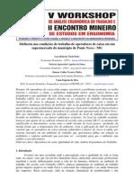 18 MELHORIA NAS CONDIÇÕES DE TRABALHO DE OPERADORES DE CAIXA