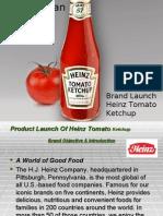 Presentation Heinz Ketchup