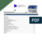 WebServer Manual