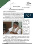13/09/13 Germán Tenorio Vasconcelos ser Verificador Sanitario Representa Un Compromiso Con La Sociedad, Agv