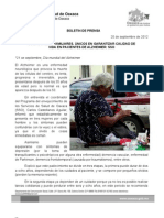 20/09/12 Germán Tenorio Vasconcelos CUIDADORES Y FAMILIARES, ÚNICOS EN GARANTIZAR CALIDAD DE VIDA EN PACIENT_0