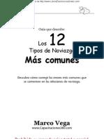 12 Tipos de Noviazgos