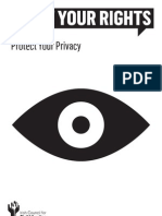 ICCL Know Your Rights - Privacy