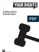 ICCL Know Your Rights dealing with Gardai