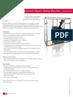 Instron - Impact Pendulum SI Series 450J
