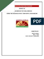 Organization Structure Training-Acknowledgement