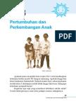 3. Pertumbuhan Dan Perkembangan Anak