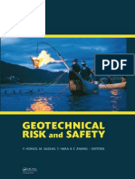 Geotechnical Risk and Safety
