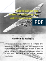 A evolução histórica dos materiais utilizados na indústria