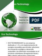 Presentación Eco Technology Abril 2013