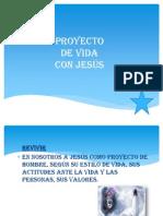 Proyecto de vida con Jesús