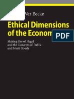 Ethical Dim