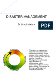 d0f6amod 5 Disaster Management
