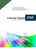 IMPEDANCIA EN LA LINEA DE TRANSMISIÓN